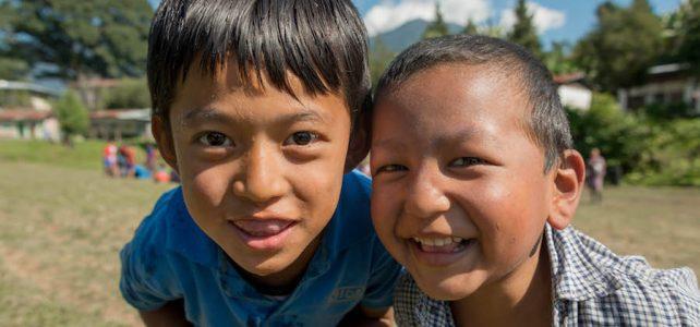 Wie geht es den Kindern an unserer Partnerschule in Bhutan?